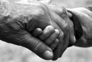 about Parkinson's disease 18 holding hands