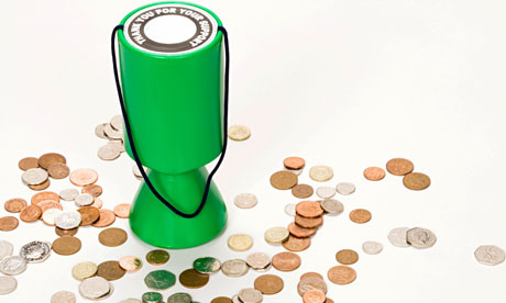 Image result for donation tub